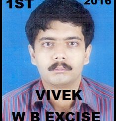 Interview With Mr. Vivek Ranjan Rank 1 Excise Service In WBCS (Exe.) Etc. Exam Gr A 2016