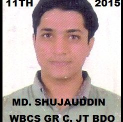 Interview With Md. Shujauddin Rank 15 Jt BDO In WBCS (Exe.) Etc. Exam Gr C 2015