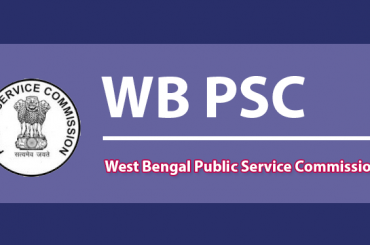 WEST BENGAL PUBLIC SERVICE COMMISSION RECRUITMENT 2017