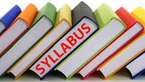 Detailed Syllabus of WBCS Examination 2018