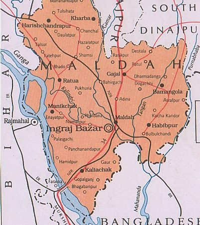 Malda District Profile-For WBCS (Exe.) Etc. Exam Personality Test-Interview Preparation