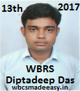 Interview With Diptadeep Das W.B.C.S. Group A Topper W.B.Revenue Service WBCSMadeEasy Student